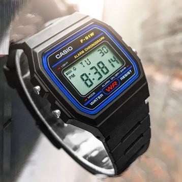 ¥98.32英国直邮【Elio同款】CASIO 卡西欧 Vintage Watch 复古叛逆小黑表