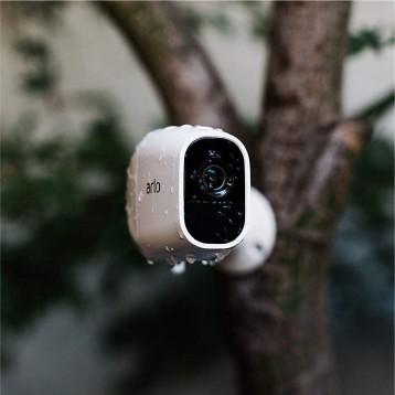新低1625.38!无线防风雨:Netgear Arlo Pro 2 VMS4230P 家庭安全摄像监控系统*2摄像头
