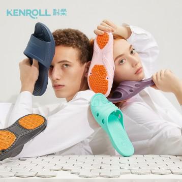 69元包邮!防滑拖鞋第一选择:科柔 kenroll 男女凉拖鞋(成人款)