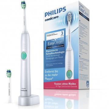 361.62元免费德国直邮!Philips 飞利浦 Sonicare EasyClean 声波电动牙刷 HX6512/45