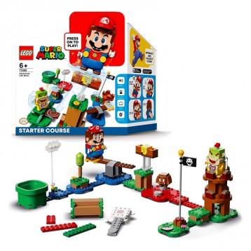 450.15日本直邮!LEGO 乐高 超级马力欧 乐高® 马力欧大冒险入门套组
