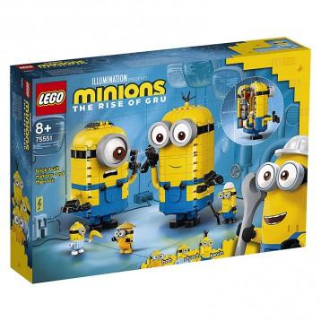 新品新低价!362.26元日本直邮LEGO乐高 小黄人和他们的营地 75551(须凑单9折)