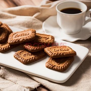 24.90元!冰淇淋和咖啡的绝配:比利时进口 LOTUS 和情缤咖时焦糖饼干350g