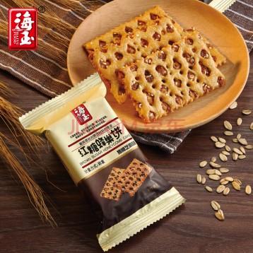 30.7元包邮【红糖蜂巢饼】海玉蜂巢饼2000g整箱
