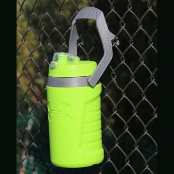 156.85美国直邮!Under Armour 安德玛 保温运动水瓶 Hyper Green/Red/Black 1.8L