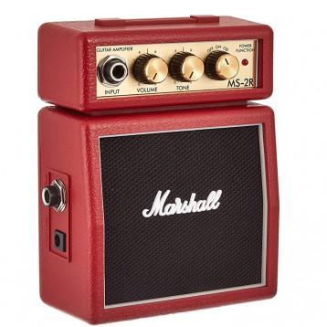 Marshall 马歇尔 迷你Stack系列 MS-2R 微型电吉他音箱折后327.06元