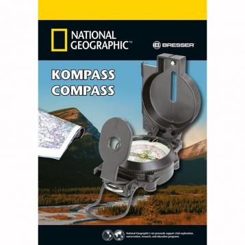 123.58元免税德国直邮!国家地理National Geographic 罗盘指南针