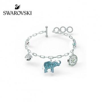 2020新款,SWAROVSKI 施华洛世奇 SYMBOL 好运大象手链 5521444