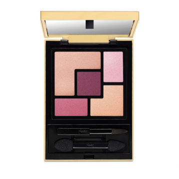 $31美金!YSL眼影盘Couture Eyeshadow Palette  #9玫瑰宝贝Rose Baby Doll