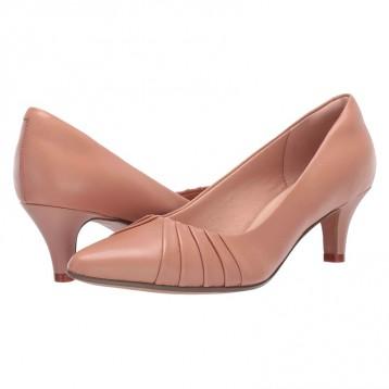Clarks 其乐 Linvale Crown 尖头浅口细高跟女士单鞋 亚马逊海外购