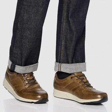 488.93元美国直邮!Rockport 美国乐步 City Limits Trustride 男士休闲运动鞋 9.5 (44 EU)