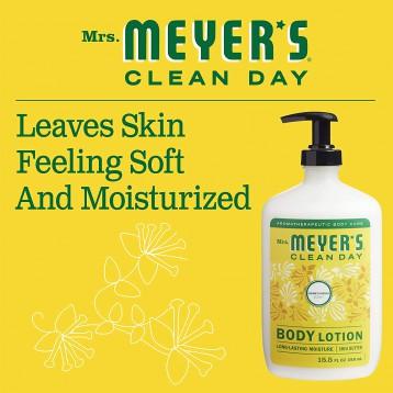 83.50元美國直郵!Mrs. Meyer's 梅耶夫人Clean Day純植物身體乳液 458ml(3種香型)