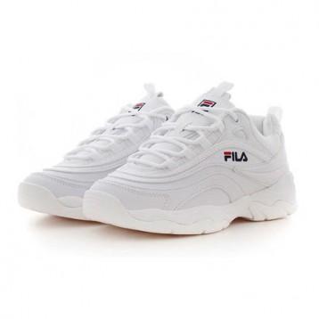 299元包税包邮!FILA 斐乐 新款白色老爹鞋 厚底运动鞋(中性)
