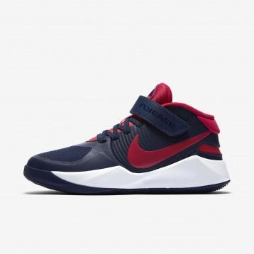 249元!青少年籃球鞋 Nike Team Hustle D 9 FlyEase (GS)(37.5-40碼)