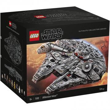 4438.80元日本直邮【全球限量版】LEGO 乐高 STAR WARS 星球大战豪华千年隼 75192