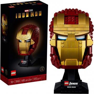 440.26元日本直邮!LEGO 乐高 漫威超级英雄 钢铁侠头盔 76165
