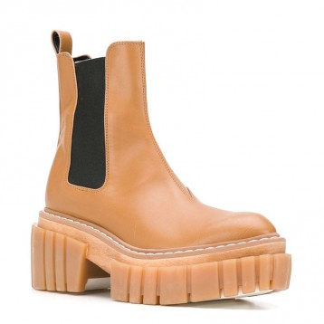 新季!Stella McCartney Emilie 及踝靴 ¥8150