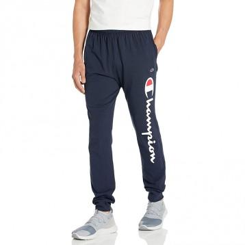 新低196.7元日版,Champion 冠军牌 男士纯棉复古运动裤 C3-Q203 多码多色