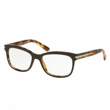638.68元英国直邮!普拉达 Prada 'Havana' 眼镜框 UBS1O1