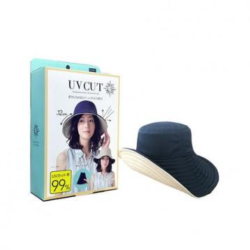 79元包稅包直郵!99%防曬:日本UVCUT 可折疊有鋼圈太陽帽(多色)