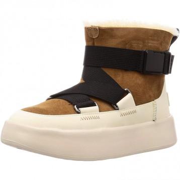 655.95元起德国直邮!UGG 女士 W Classic Boom Buckle 短靴