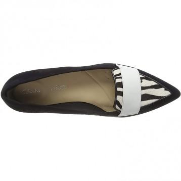 391.04元英国直邮!Clarks 女士 Laina15 乐福鞋