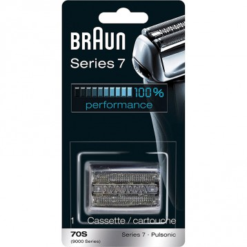 260元美國直郵!博朗Braun 7系列 Combi 70s替換刀頭,2年換一次吧