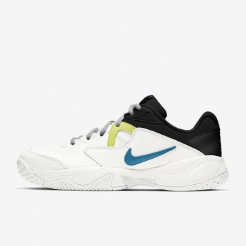 349元包邮!Nike 耐克 Court Lite 2 男子硬地球场网球鞋(39-46码)