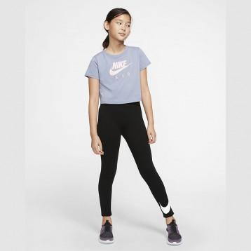 125.30元包邮!Nike 耐克 Sportswear Swoosh 青少紧身运动裤打底裤(135-155cm)