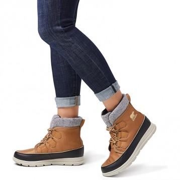 448.44元英国直邮!Sorel 北极熊 女靴 Sorel Explorer Carnival(多色)
