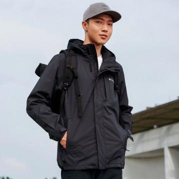 Columbia 哥伦比亚 男子户外奥米防水冲锋衣 亚马逊海外购