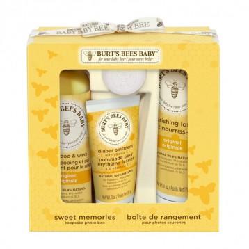 秒杀:Burt's Bees 小蜜蜂 婴儿洗护礼盒 亚马逊海外购