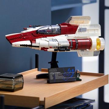 新低:LEGO 乐高 UCS 收藏家系列 星球大战 75275 A翼星际战斗机 亚马逊海外购