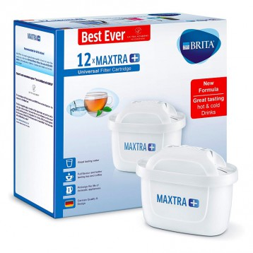 Brita 碧然德 Maxtra+ 滤水壶滤芯12枚 亚马逊海外购