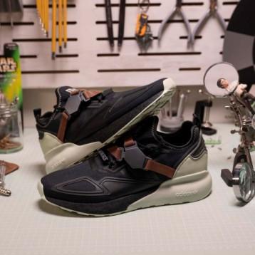 星战经典!Han Solo 阿迪达斯ZX 2K BOOST STAR WARS 经典运动鞋 ¥1499