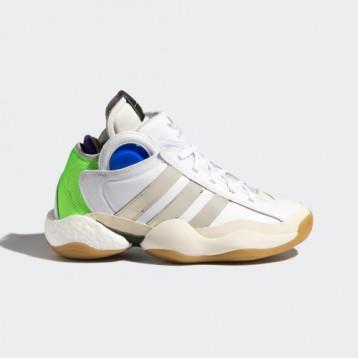 ¥1359元包邮【尖货】阿迪达斯 CRAZY BYW SANKUANZ【上官喆联名】经典运动鞋