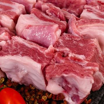 約合35.50元【京東雙12】【生鮮5折】草原宏寶 內蒙古羔羊寸排 500g/袋