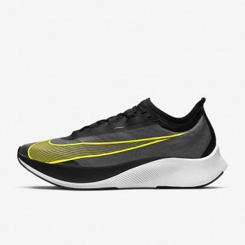¥849元包邮!【椒叔真爱战车】Nike Zoom Fly 3 碳纤维板跑鞋(男款/两色)