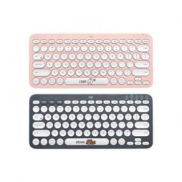 179元到手新低!Logitech 罗技 Line Friends系列 K380 多设备蓝牙键盘