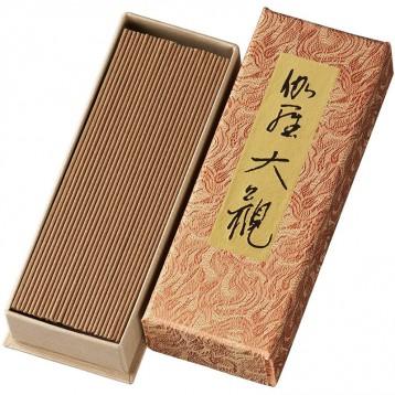 489.18元日本直邮!日本香堂Nippon Kodo 伽罗大观 沉香线香40g