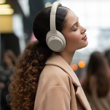 Sony 索尼 WH-1000XM4 無線降噪頭戴式耳機 亞馬遜海外購