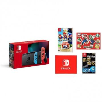 2393元日本直邮【小降】任天堂 Nintendo Switch主机 长续航版