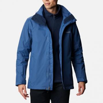 销量第一!Columbia 哥伦比亚 Mission Air 男士三合一防水冲锋衣 WO7211