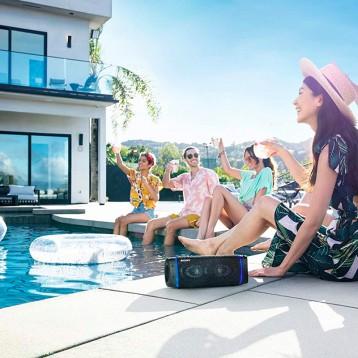 SONY 索尼 SRS-XB33 防水便攜藍牙音箱 4色 ?亞馬遜海外購
