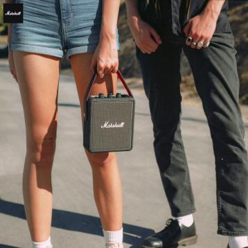 Marshall 马歇尔 STOCKWELL II 2代无线蓝牙音箱 亚马逊海外购