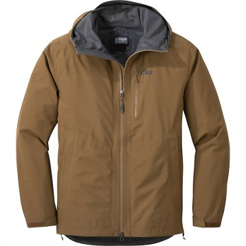 $161.25美金!Outdoor Research Men's Foray Jacket 轻质风雨衣