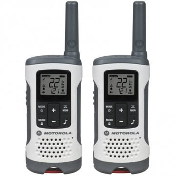 382.07元美国直邮!Motorola 摩托罗拉 T260 Talkabout Radio 对讲机(2只)