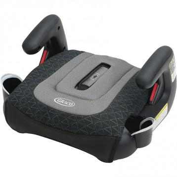 382.75元美国直邮!Graco 葛莱 TurboBooster 便捷式可折叠无靠背汽车安全座椅