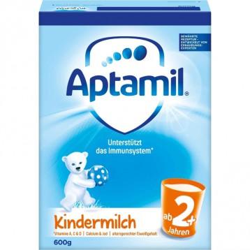 持平2020黑五:Aptamil 德国爱他美 幼儿配方奶粉 2+段 600g*5盒
