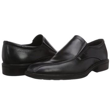 ECCO 爱步 男式 Illinois 一脚蹬乐福鞋 ¥549.76